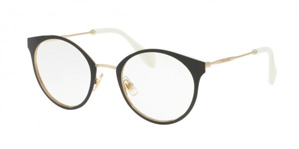 95fe46749d Miu Miu MU 51PV Eyeglasses - Miu Miu by Prada Authorized Retailer ...