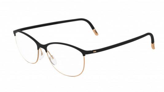 2e22d72ef3 Silhouette Urban Fusion Full Rim 1574 Eyeglasses (Chassis  1574 ...