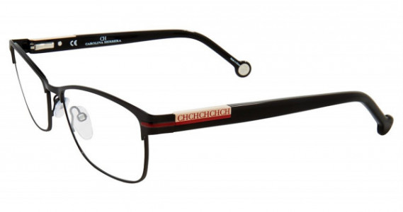 Carolina Herrera VHE096K Eyeglasses, Black 0530