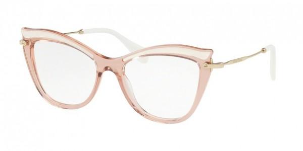 c70de03aa68a Miu Miu MU 06PV CORE COLLECTION Eyeglasses - Miu Miu by Prada ...