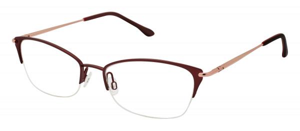 ecfa16ad6b9 Lulu Guinness L201 Eyeglasses - Lulu Guinness Authorized Retailer ...