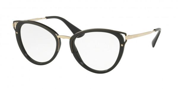 cd7196aaed6 Prada PR 53UV CATWALK Eyeglasses - Prada Authorized Retailer ...