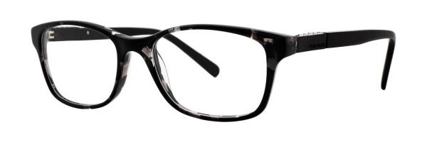 VERA WANG Eyeglasses V379 Tortoise 53MM