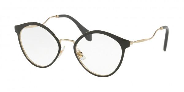 350f190534 Miu Miu MU 52QV CORE COLLECTION Eyeglasses - Miu Miu by Prada ...