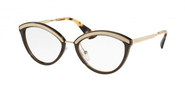 944feb078202 Prada PR 14UV CATWALK Eyeglasses - Prada Authorized Retailer ...