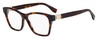70f6b168a959 Fendi Ff 0301 Eyeglasses - Fendi Authorized Retailer - coolframes.ca