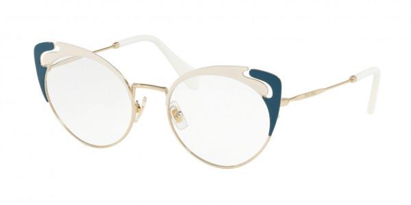 d10cbae1ce Miu Miu MU 50RV CORE COLLECTION Eyeglasses - Miu Miu by Prada ...