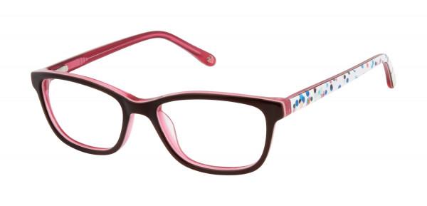 522e8ae0a7f Lulu Guinness LK017 Eyeglasses - Lulu Guinness Authorized Retailer ...