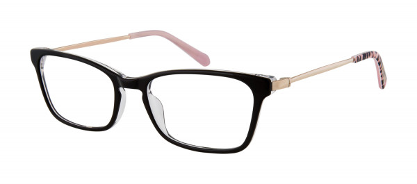 09a7eddc92a Betsey Johnson Tee Hee Eyeglasses - Betsey Johnson Authorized ...