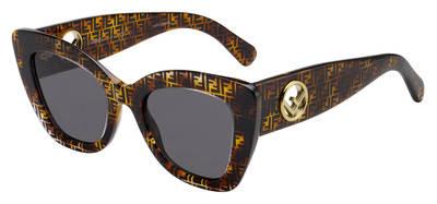 d21ec8b7c7e30 Fendi Ff 0327 S Sunglasses - Fendi Authorized Retailer - coolframes.ca