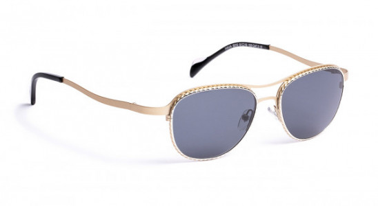 Boz by J.F. Rey HAVA-SUN Sunglasses, SUNGLASS SHINY GOLD / SHINY SILVER