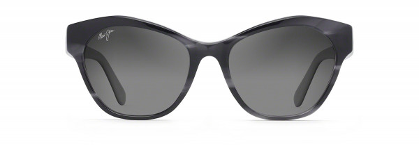 Maui Jim KILA Sunglasses, Black with Pearl interior