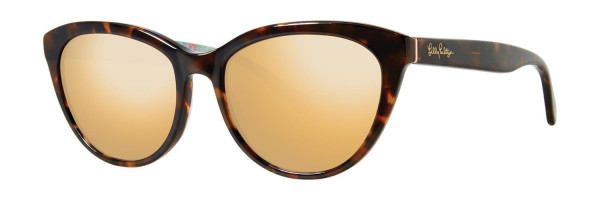 Lilly Pulitzer Havana Sunglasses