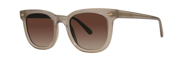 Zac Posen Rock Sunglasses, Concrete