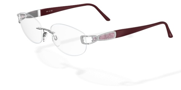 e336dcc6863 Silhouette LIMELIGHT 6761 Eyeglasses - Silhouette Rimless Authorized ...