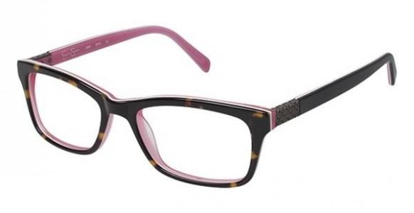 33525b10fa Jessica Simpson J988 Eyeglasses - Jessica Simpson Authorized ...