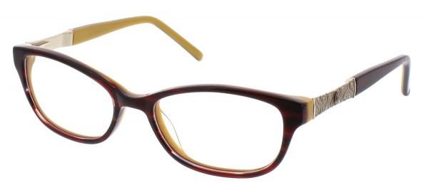 123faeff64c Jessica McClintock JMC 4002 Eyeglasses - Jessica McClintock ...