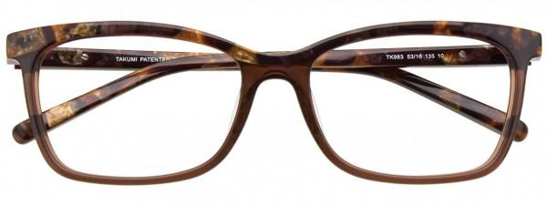 9dcea5295979 Takumi TK983 Eyeglasses - Takumi by Aspex Authorized Retailer -  coolframes.ca