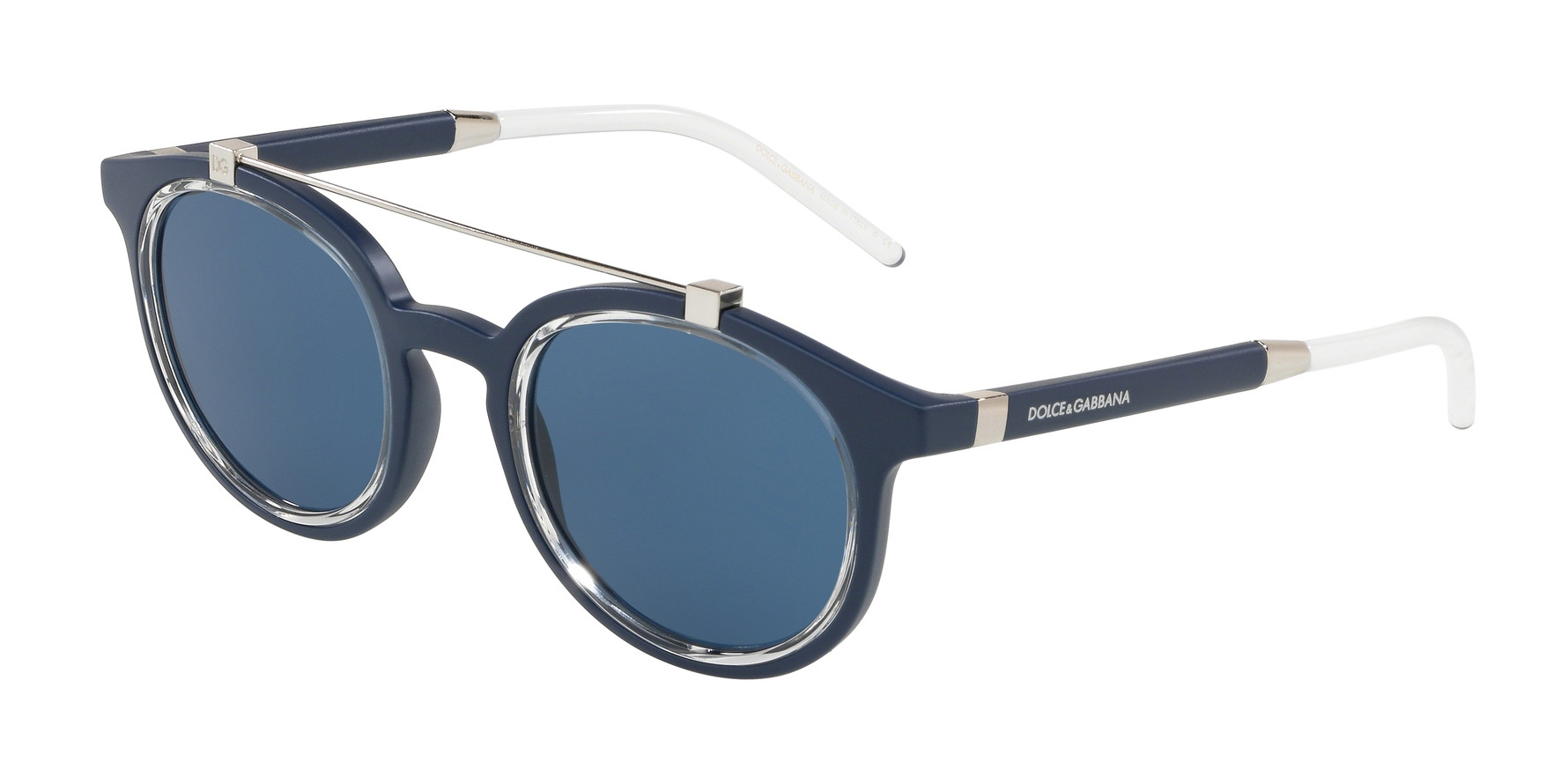 59589e362da5 Receive 15% Off and a Free Cleaning Kit. Dolce & Gabbana DG6116 Sunglasses