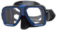 Liberty Sport SV 2000 Sunglasses, BLUE/BLACK Black W/ Blue Trim (Clear)
